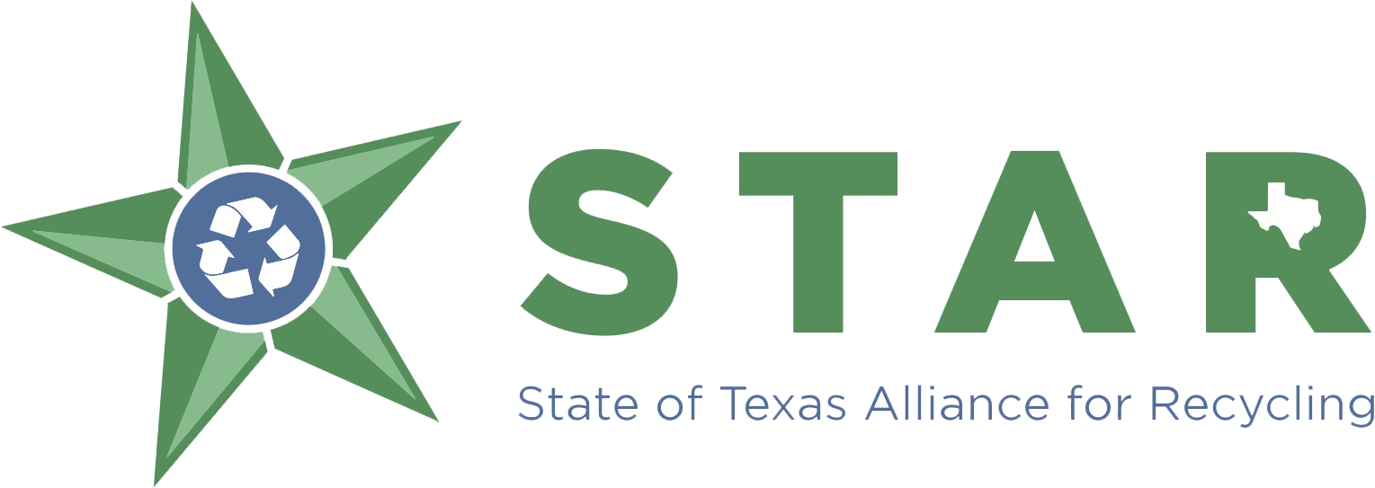 State of Texas Alliance for Recycling Logo Mattress Recycling