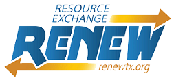 Texas Recycling Resources RENEW Logo