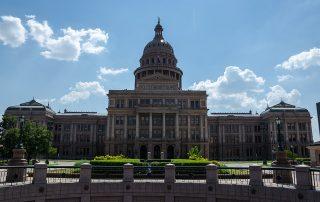 Texas Capitol Building Austin Legislature