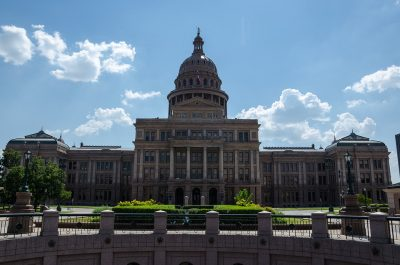 Texas Capitol Building Austin Legislature