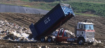 Dump Truck Landfill Capacity